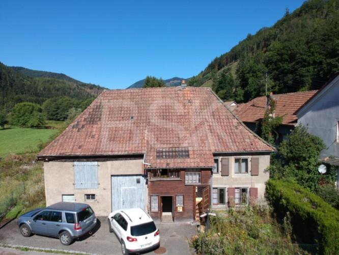 Mollau  Maison  de logement à rénover 113 m²