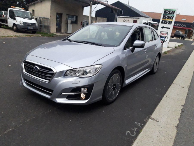 Subaru Levorg 2.0 i - 150 ch EyeSight Lineartronic AWD CONFORT