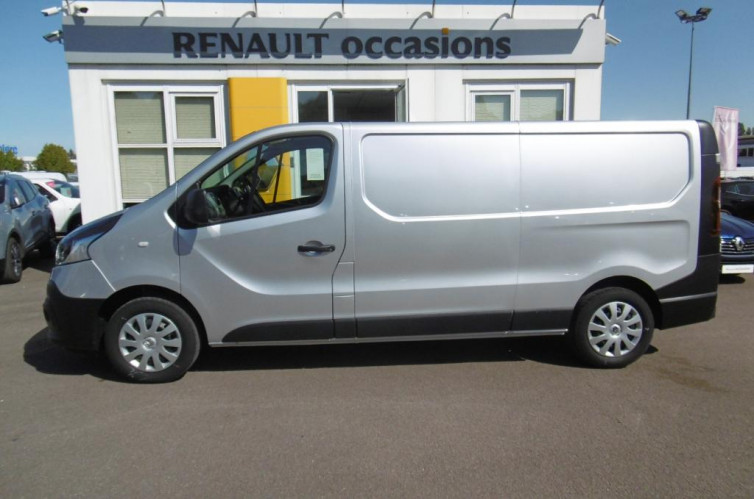 Renault Trafic FOURGON FGN L2H1 1300 KG DCI 125 ENERGY E6 GRAND CONFORT