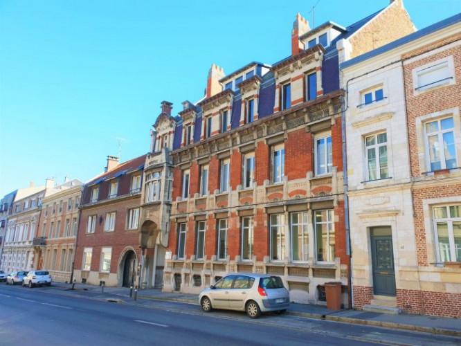 Amiens, Henriville : Appartement env. 230m² sur 2 plateaux