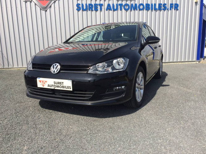 Volkswagen Golf (7) 1.6 TDI 110 BVM5 Confort Business BMT