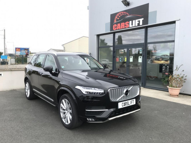 Volvo XC90 D5 AWD 235 INSCRIPTION LUXE GEARTRONIC 8