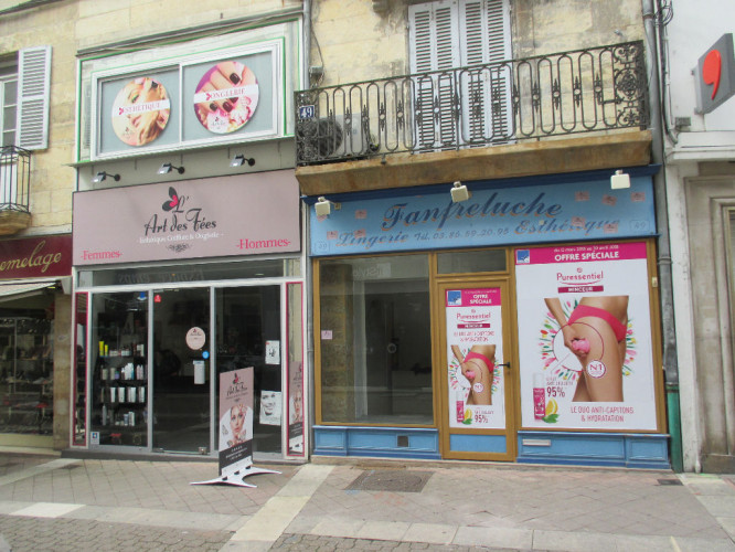 Local commercial Nevers 40 m2