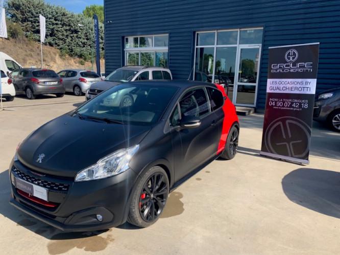 Peugeot 208 1.6 THP S&S - GTI BY PEUGEOT SPORT