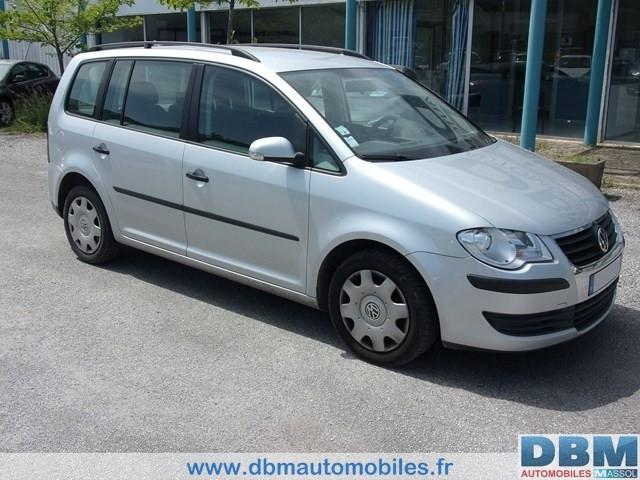Volkswagen Touran Trendline GPS 1.9 TDI 105