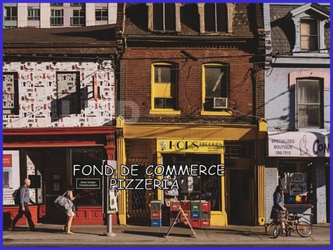 Fond de commerce Pizzeria
