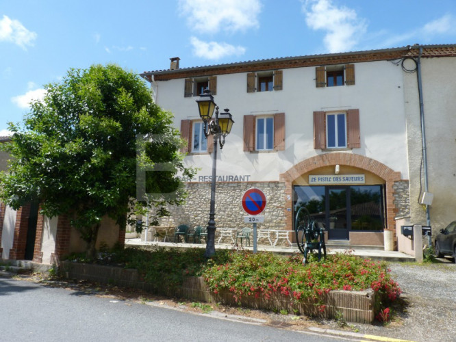 maison de campagne 5 chambres + restaurant