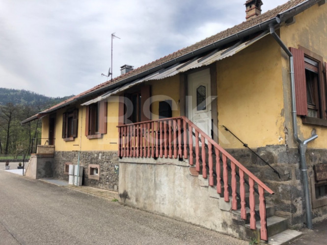 Malmerspach maison F5 3 chambres 88000 €