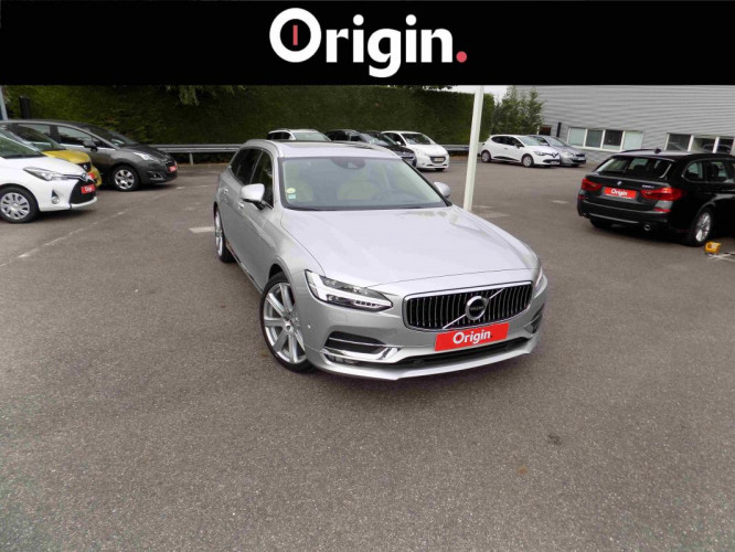 Volvo V90 D4 190ch Inscription Luxe Geartronic