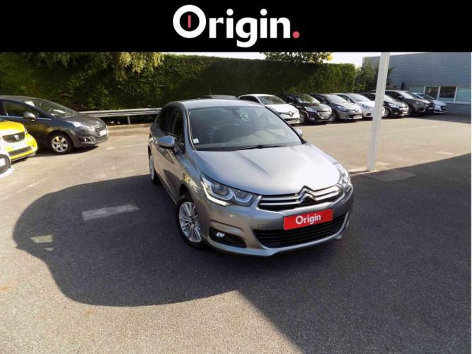 Citroën C4 Ste 1.6 BlueHDi 100 Millenium Business