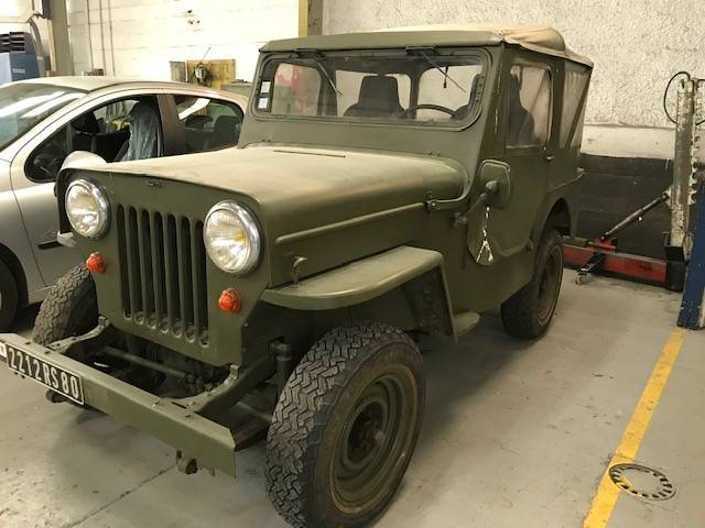 Jeep Willys OVE MB