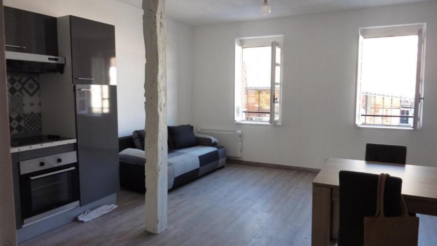 appartement meublé de type 2