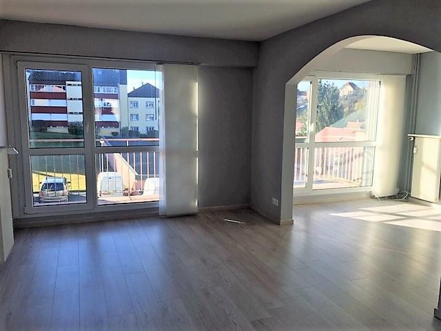 Appartement T3 très lumineux avec balcon et garage possible