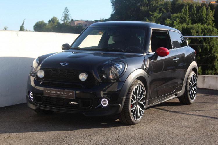 Mini Paceman MINI R61 218 ch ALL4 John Cooper Works BVA
