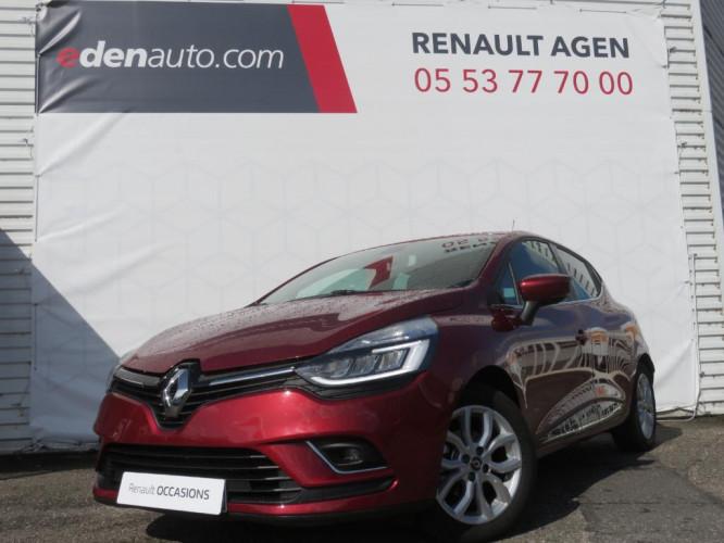 Renault Clio IV TCe 120 Energy EDC Intens