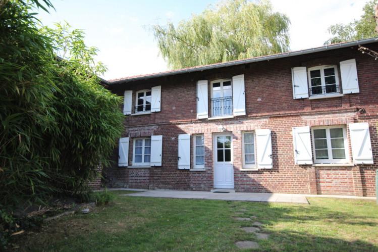 Charmante Maison Ancienne Pont Sainte Maxence 5 pièce(s) 120 m2