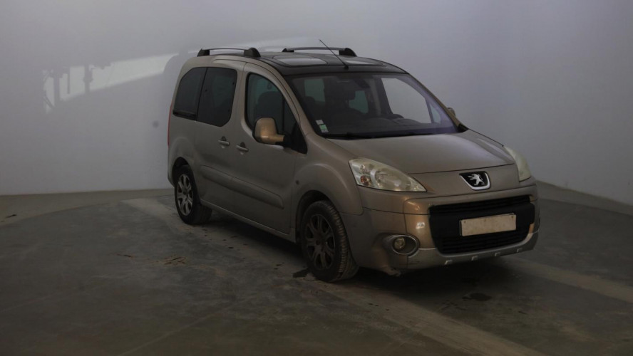 Peugeot Partner Tepee 1.6 HDI FAP 112CH ZÉNITH