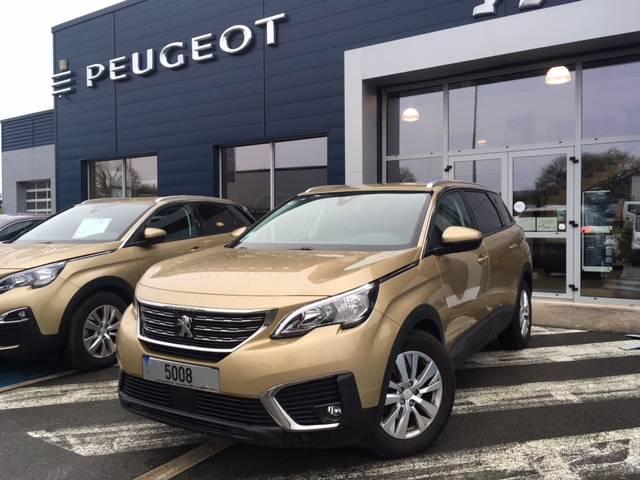 Peugeot 5008 1.6 BlueHDi 120 S&S Active
