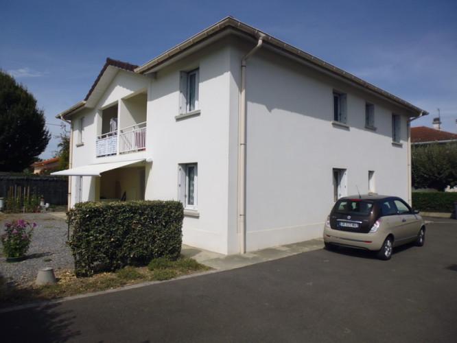 Appartement T3, garage, TARBES Ouest