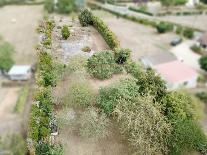 Terrain à construire, La Chatre, 1495m2, verger, exposition