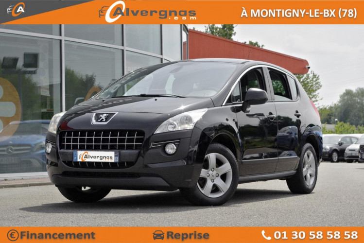 Peugeot 3008 BUSINESS 1.6 HDI 110 FAP PACK BVM6