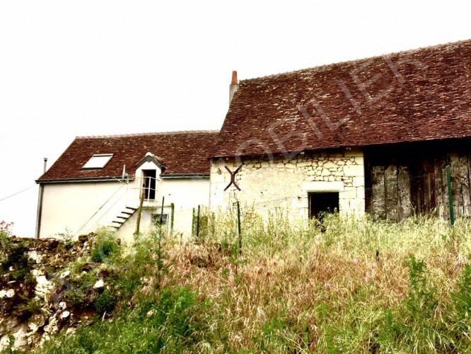 Maison à restaurer CRISSAY SUR MANSE
