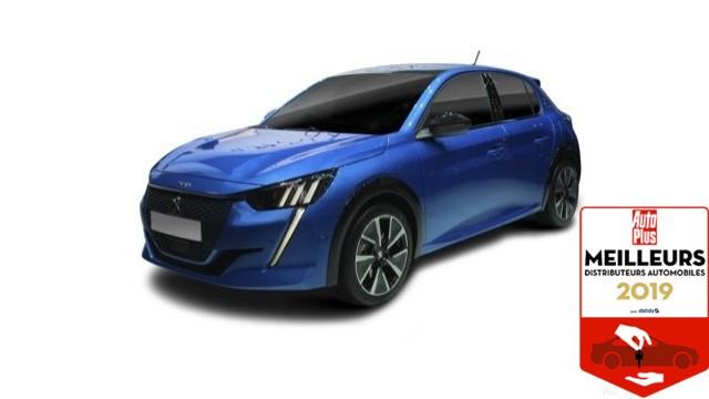 Peugeot 208 NOUVELLE GT Line BlueHDi 100 S et