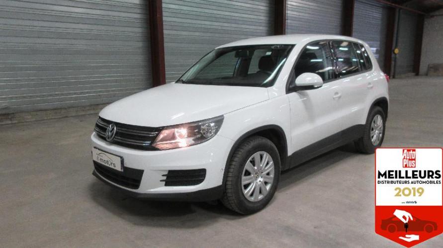 Volkswagen Tiguan BUSINESS 2.0 TDI 110 + GPS
