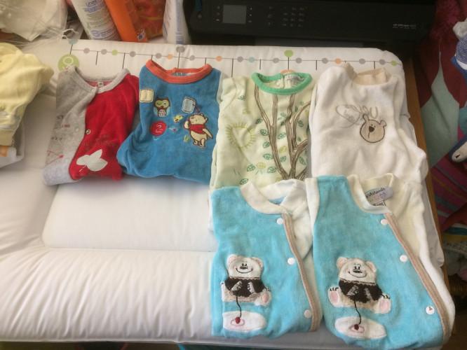 Vêtements bébé hiver