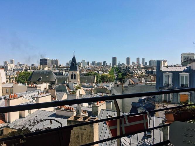 Magnifique appartement avec vue et terrasse