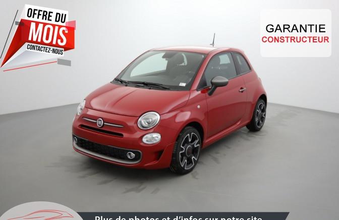 Fiat 500 Serie 6 1.2 85 CH S&S