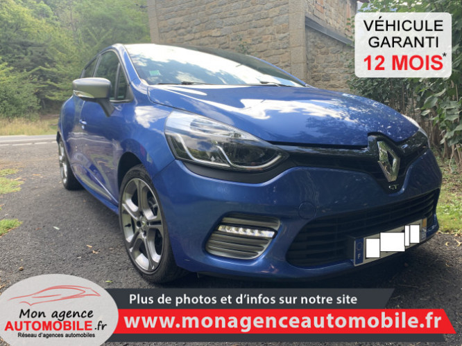 Renault Clio 4 1.2L GT RS MONITOR