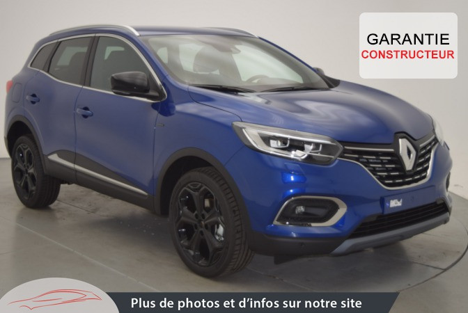 Renault Kadjar Blue Dci 150 BLACK EDITION