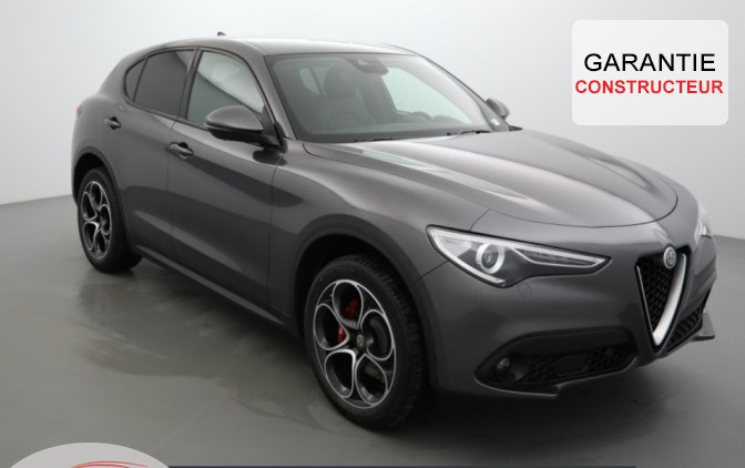 Alfa Romeo Stelvio 2.2 210cv Q4 AT8 Sport Edition