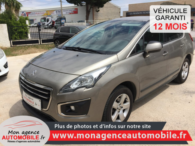 Peugeot 3008 1.6 HDi BUSINESS PACK