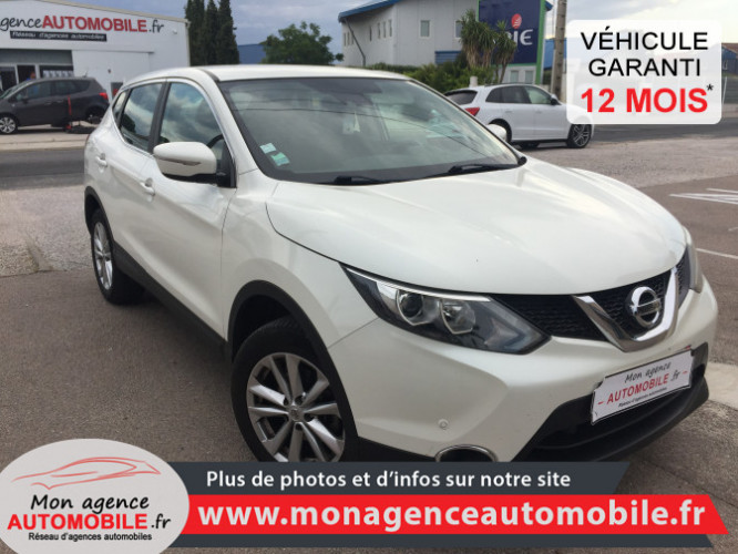 Nissan Qashqai 1.6 DCi 2WD 16V S&S