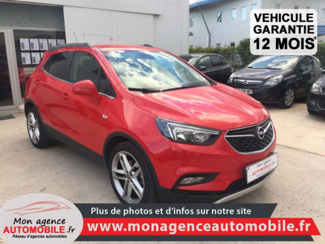 Opel Mokka X 1.4 TURBO 140CH INNOVATION 4x2