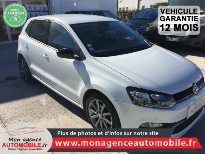 Volkswagen Polo 1.4 TDI CUP Bluemotion