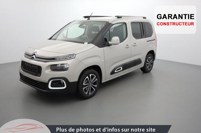 Citroën Berlingo Nouveau 1.2L Shine Puretech