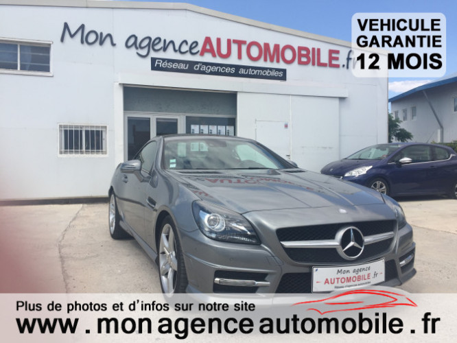 Mercedes Classe SLK 2.0l PACK AMG