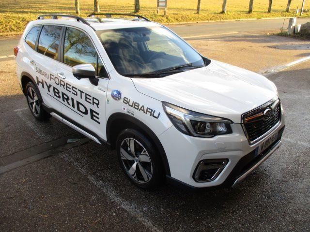 Subaru Forester e-BOXER 2.0i 150ch AWD Lineartronic Hybride LUXURY
