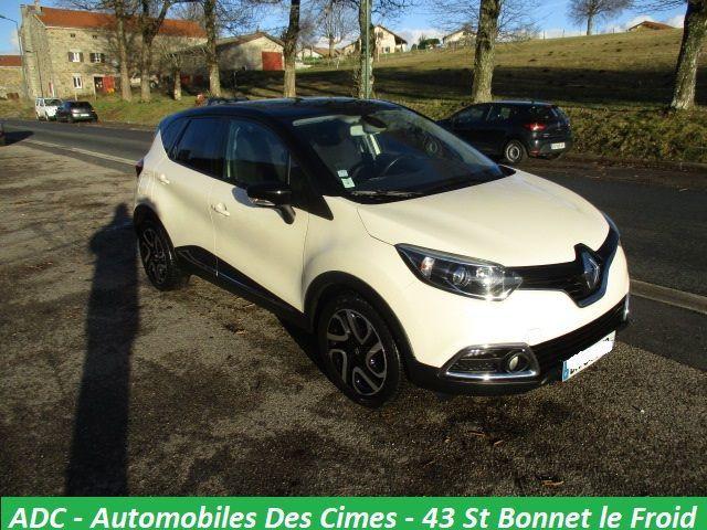 Renault Captur TCe 90 Energ Intens S&S eco (03/2013 - /) 5p 90ch