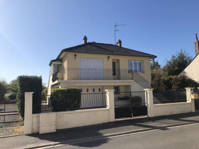 Location Maison avec jardin Bourges