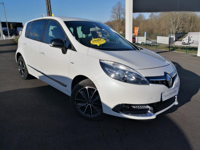 Renault Scénic III dCi 110 Energy FAP eco2 Bose Edition