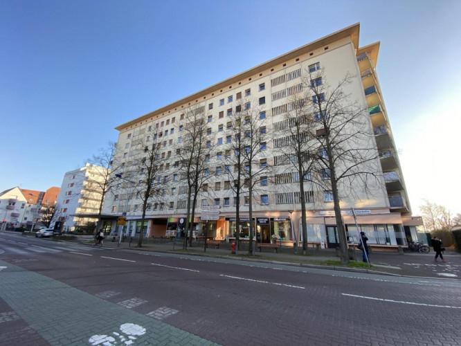 3%.COM -STRASBOURG-Koenigshoffen - F3 de 60m2, grenier