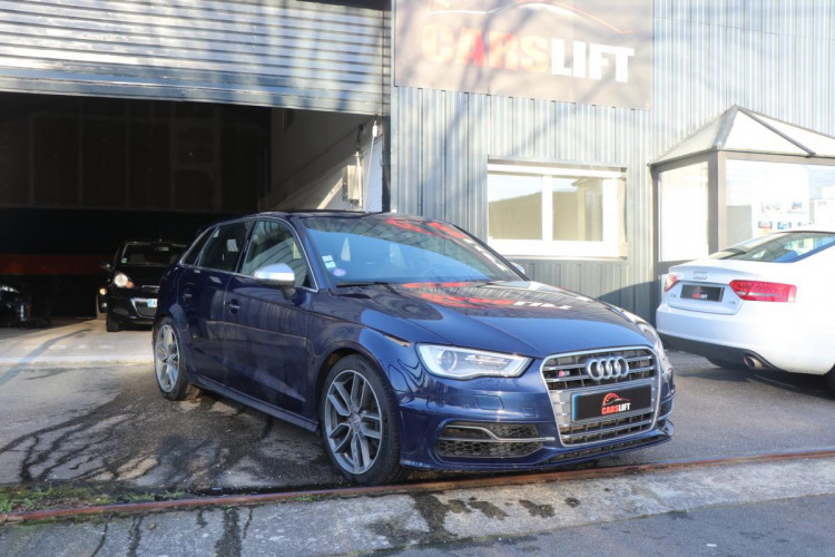 Audi S3 SPORTBACK 2.0 TFSI 300 Garantie 6 mois