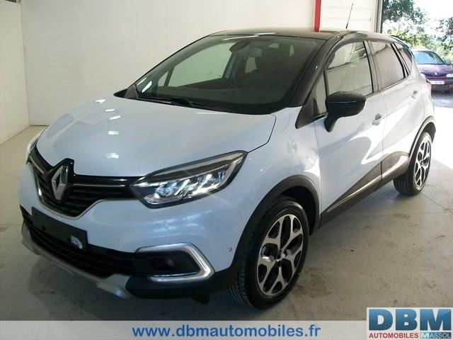 Renault Captur INTENS Pack city plus 1.3 Tce 130 CV