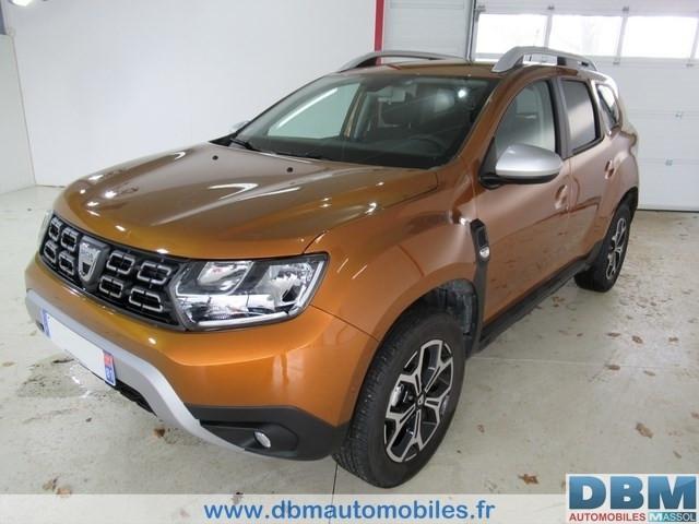 Dacia Duster PRESTIGE 1.5 dCi 110 4x2