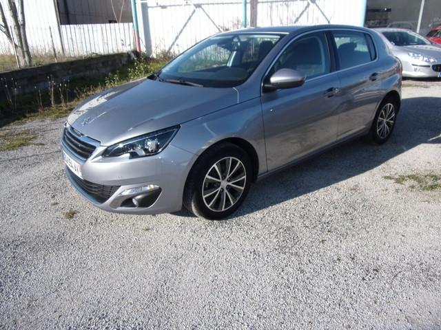Peugeot 308 Allure 1.6 BlueHDi 120ch S&S BVM6