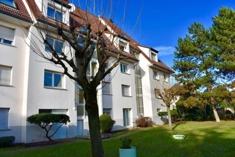 Appartement 4 pces duplex de 86 m2 en périphérie de Strasbourg